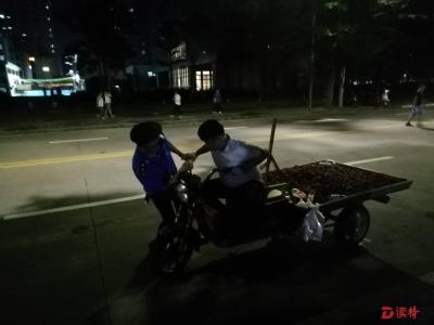 寶安西鄉城管遭遇暴力抗法致傷,涉事攤販已被拘留